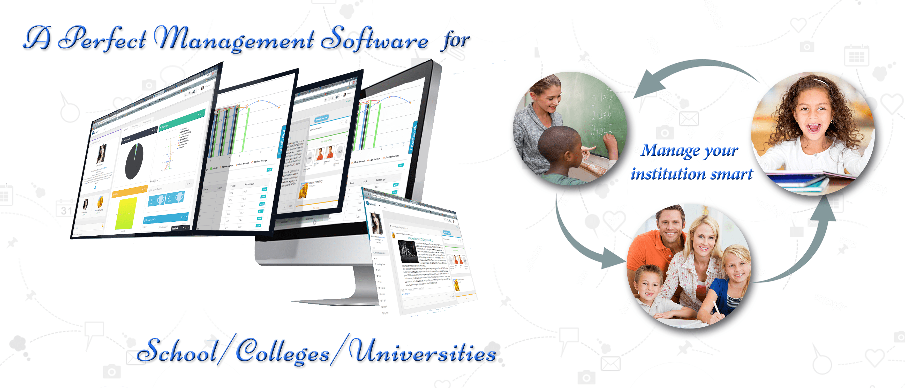 Academics - Education management software in Bangladesh